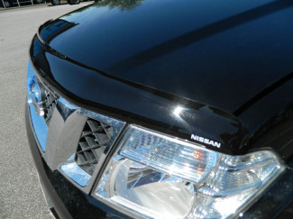 Bonnet Guard Smoked For Nissan Pathfinder 2010 On