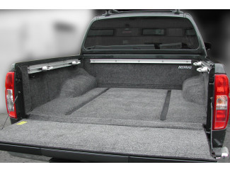 Nissan Navara D40 Double Cab Carpet Bed Liner