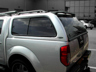 Nissan Navara D40 Carryboy 560 Leisure Truck Top Canopy Finished In Primer
