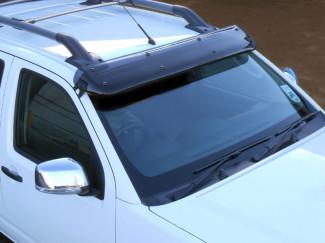 Nissan Navara D40 Sunvisor Dark Smoke