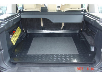 Landrover Discovery Mk5 05- Liner Protection 5 seater Mat For Boot--Cargo Area