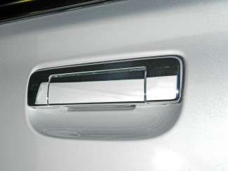 Chrome Tailgate Handle Cover For Utility Spec Isuzu D-Max 2012 On