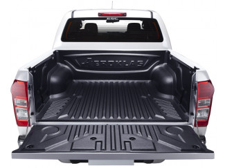 Isuzu DMAX 2012 Double Cab Hero Heavy Duty Truck Bed Liner Under Rail