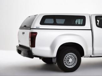 Isuzu D-Max Extended Cab IACC2886 Aeroklas Window Leisure Truck Top