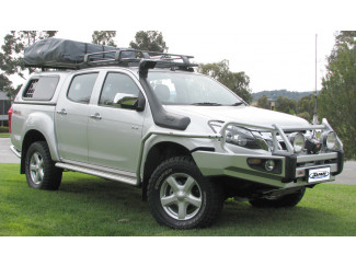 2012 On Isuzu D-Max Safari Snorkel 175HF