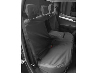 Isuzu D-Max Rear Seat Cover Set