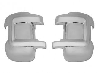 Fiat Ducato 06-14 Chrome Mirror Covers