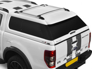 2012 Ford Ranger Mk5 Alpha Type-E Hard Top Canopy In Primer Finish