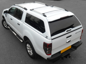2012 Ford Ranger Pickup Double Cab Alpha GSE Hard Top Canopy In Primer