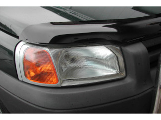Landrover Freelander Dark Smoke Bonnet Guard