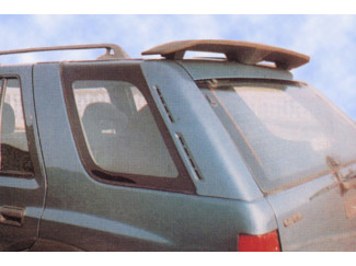 Frontera Lwb  Mk1 And 2 Roof Air Spoiler No Light