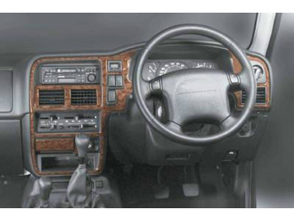 Frontera Mk2 94 - 99 Wood Look  Dash Trim Kit