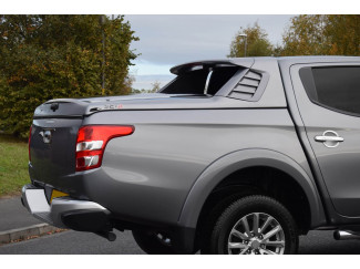 Alpha SC-Z Full Box Sport Tonneau Cover For The Fiat Fullback 16 On