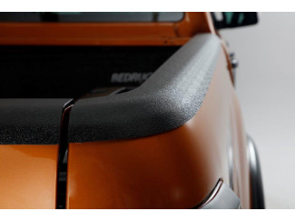 Double Cab  Bed Rail Caps For Ford Ranger 2012 On