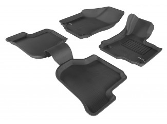 Volkswagen Golf Mk6 2008 To 2013 Tray Type Tailored Mats