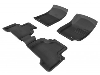 Suzuki Grand Vitara 2005 On Tray Type Tailored Mats