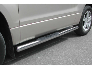 Suzuki Grand Vitara Mk3 Swb Stainless Steel  Sidebar