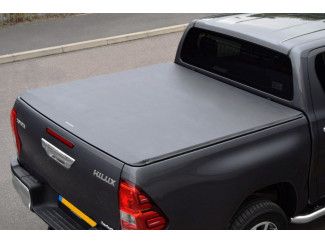 Toyota Hilux 2016 On Double Cab Soft Roll-Up Load Bed Tonno Cover