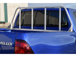 Toyota Hilux 2016 Onwards Aluminium Ladder Rack