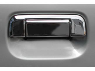 Toyota Hilux HL2 Models Mk6 Chrome Rear Door Handle Cover