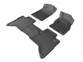Toyota Hilux Double Cab 2005 On Tray Type Tailored Mats