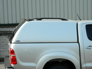 Toyota Hilux Mk6 Double Cab Carryboy 560  Commercial Truck Top Canopy In Primer