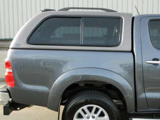 Toyota Hilux Mk6 Double Cab Carryboy 560  Leisure Truck Top Canopy In Primer