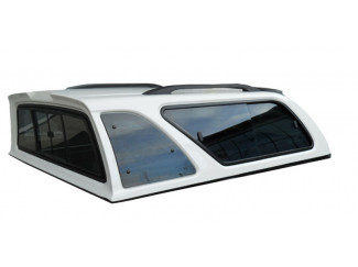 2005 On Toyota Hilux Single Cab Carryboy 560 Leisure Truck Top Canopy In 040 White