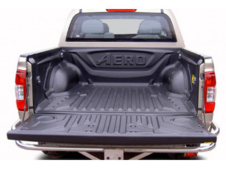 Aeroklas Heavyduty Truck Bed Liner Over Rail For Great Wall Steed