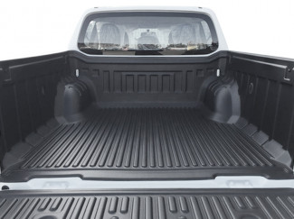 Fiat Fullback 2016 On Double Cab Truck Bed Liner Over Rail