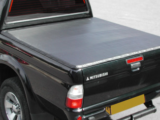 L200 MK3 And MK4 Hidden Snap Tonneau Bed Cover Doudle Cab