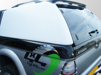 Mitsubishi L200 Mk3 And 4 Double Cab Carryboy 560  Commercial  Truck Top Canopy  Painted In Primer