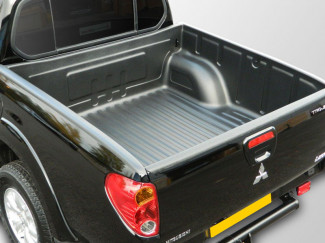 Mitsubishi L200 Mk5 05-09 Double Cab Truck Bed Liner Over Rail