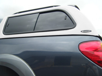 Mitsubishi L200 Mk5 Windowed Carryboy 560 Leisure Truck Top Canopy  Painted In Primer Finish