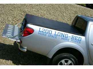 L200 Mk5 And 6 Long Bed  09- Custom Tonneau Cover