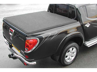 L200 Mk 5 And 6 Long Bed Hard Folding Tonneau Cover