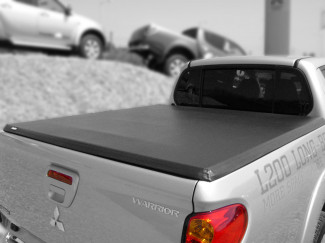 L200 Mk5 And 6 Long Bed  09- Soft Folding Tonneau Cover