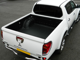 L200 Mk5 And 6 Long Bed  09- Under Rail Load Bed Liner