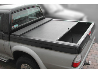 Mitsubishi L200 97-06  Roll N Lock Retractable Tonneau Cover LG655M