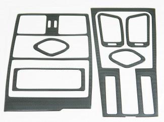 Ford Maverick Mk1 96-99 Carbon Fibre Look Dash Board Trim Kit