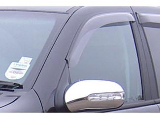 Mercedes Ml Mk2 Front Pair Of Wind Deflector Visors