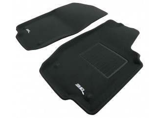 Mercedes ML350 2005 To 2011 Tray Type Tailored Mats