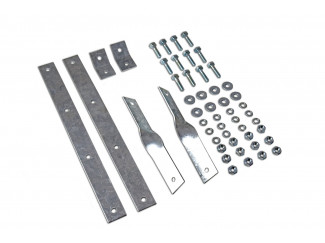 Mud Flap Universal Hanger Kit
