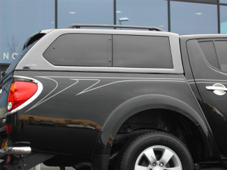 Mitsubishi L200 Mk6 Long Bed Double Cab Alpha Gse Truck Top In Primer