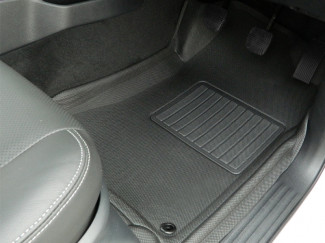 Mitsubishi L200 Series 6 Tailored 3D MAXpider Kagu Floor Mats