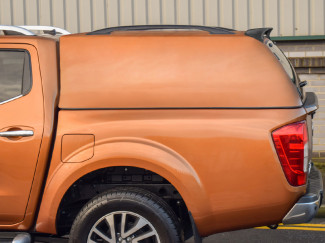 Nissan Navara NP300 fitted with Carryboy Commercial Canopy