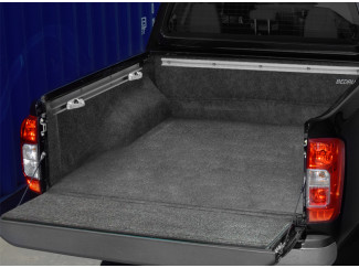 Nissan Navara NP300 16 On Double Cab BedRug Carpet Bed Liner