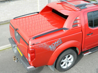 Nissan Navara D40 Alpha Fullbox In Primer Finish