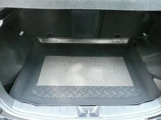 Mitsubishi Outlander 2012 To 2016 5 Door SUV Without Subwoofer Cargoliner Protection Mat For Boot-Cargo Area