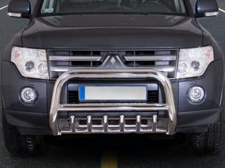 Mitsubishi Pajero 2007 To 2014 Steel 70mm A-Bar